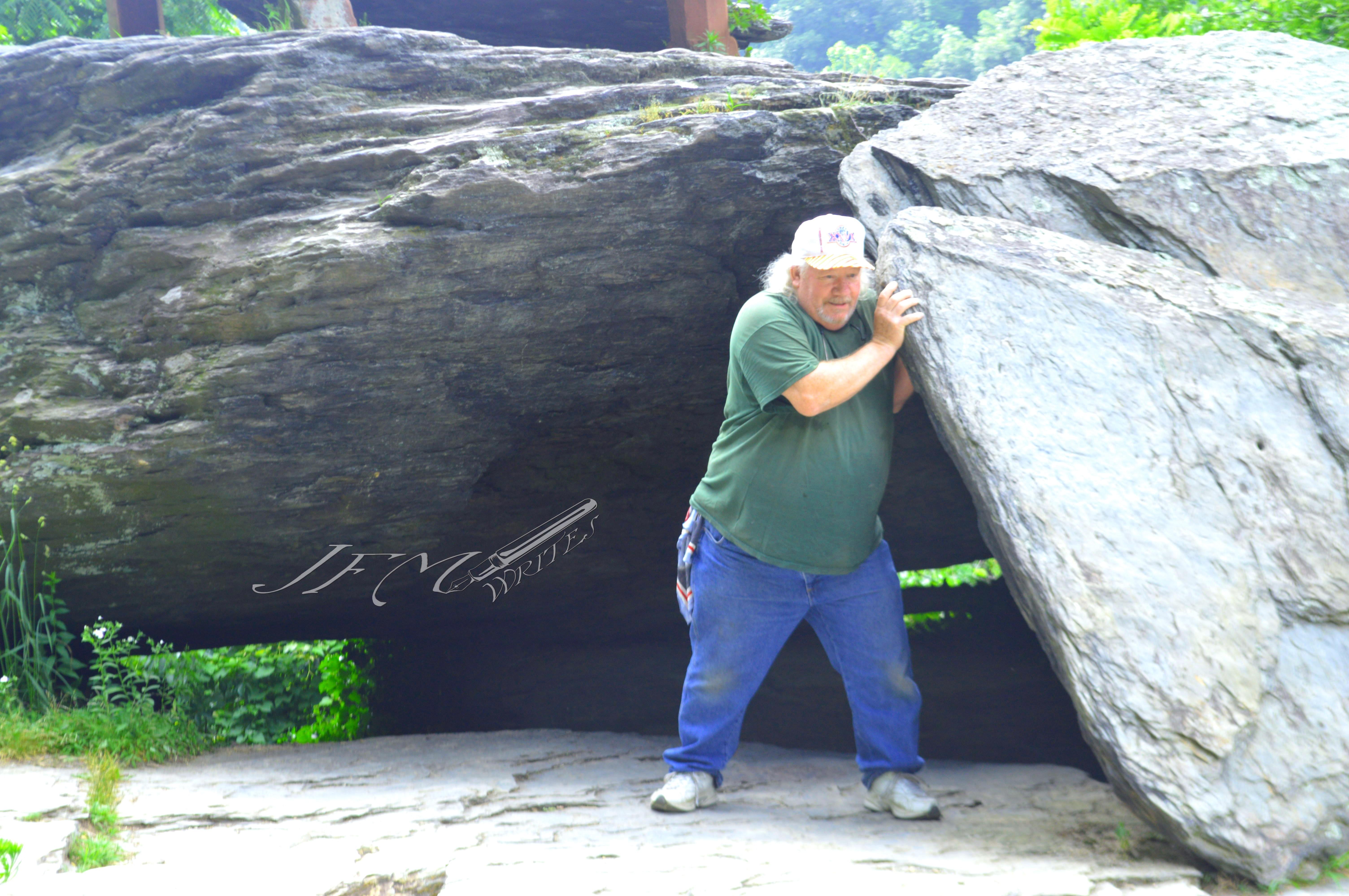 Jefferson Rock 2 CEWM